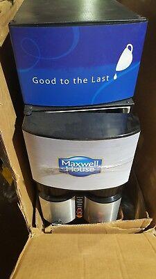 New Bunn Liquid Coffee Refrigerated Dispenser Lcr-2 Lcr0002881