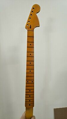 Fender Standard Stratocaster Vintage Neck Manico Made in ITALY Big Head