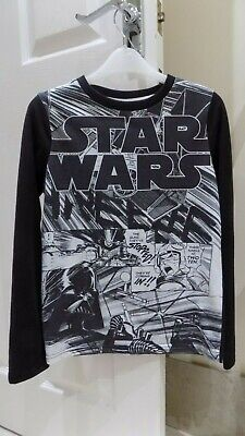 Star Wars Boy's T shirt 9/10 years