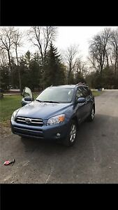 2007 RAV4 LIMITED 49400kms