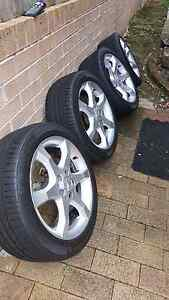 Mercedes Benz  wheels Hornsby Hornsby Area Preview