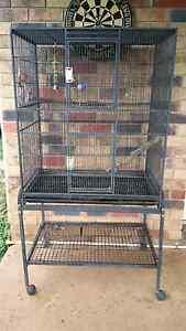 Bird cage on wheels Bracken Ridge Brisbane North East Preview