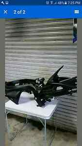2014 gsxr 600   frame Sunbury Hume Area Preview