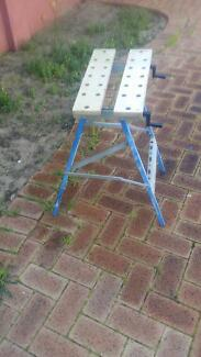 work bench Parkwood Canning Area Preview