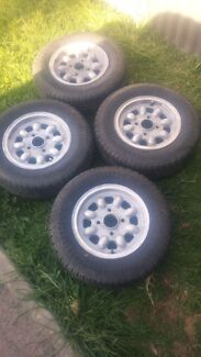 """12"""" minilight wheels Nairne Mount Barker Area Preview"""