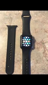 Apple Watch 38mm with warranty  till September 2017 London Ontario image 1