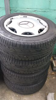 Mercedes wheels 15 and 17inch sets Sunnybank Brisbane South West Preview