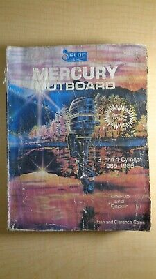 Seloc Mercury Outboard Tune-Up and Repair Manual 6C (Mercury Outboard Tune Up)