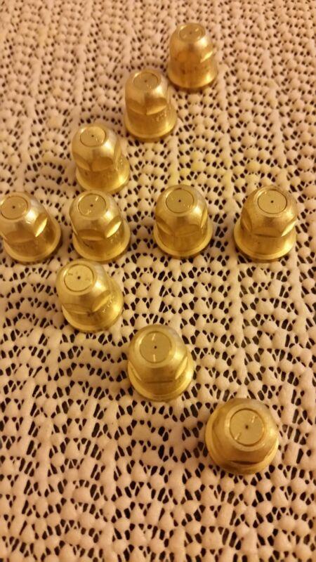 (25 Tips)Spraying SystemsTeeJet TX-1 Brass Tips(similar to TX-VS1 & TX-VK1)