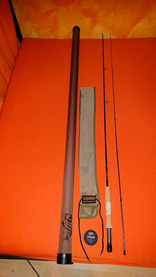 G.Loomis GLX Classic 9 ft. #4  Fliegenrute Fly Rod 2-tlg. - NOS in Traunstein