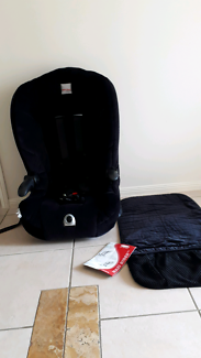 Safe and Sound Maxi Rider Booster Car seat. 8-26kgs.