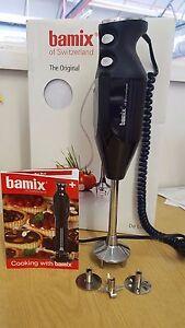 Bamix Deluxe (Navy) - Lakeland Catalogue Returns