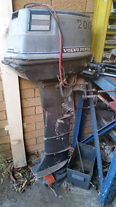 2 Outbords for parts Hillarys Joondalup Area Preview