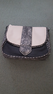 Faux Leather Snakeskin Small Handbag Westmead Parramatta Area Preview