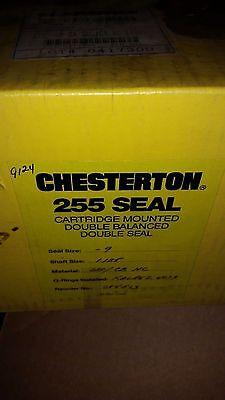 Chesterton 255 Seal - Cartridge Mounted Double Balanced Double Seal