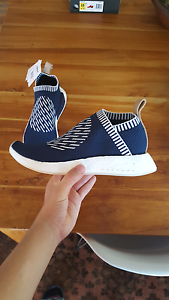 Adidas NMD CS_2 Primeknit Ronin Stripes US9.5 Ivanhoe Banyule Area Preview