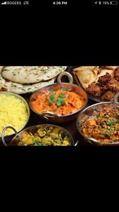 Indian tiffin services and catering available