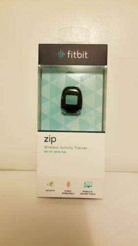 Brand New Fitbit Zip Wireless Activity Tracker - Charcoal/Bl