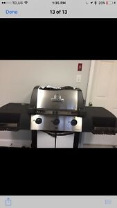 BBQ natural gas broil ..king(SIGNET 20)