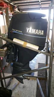 Yamaha outboard 100hp