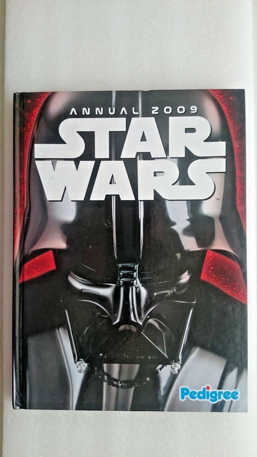 Star Wars  Annual: 2009 by Pedigree Books Ltd (Hardback, 2008)