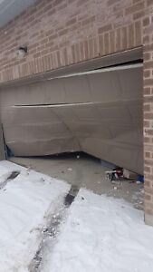 GARAGE DOOR REPAIR - ONLY $25 - 416-876-5487