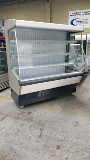 ARNEG AIR CURTAIN OPEN FRONTED DISPLAY FRIDGE