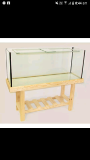 4ft tank & stand