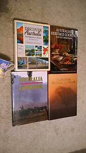 4 large hardcover books Port Fairy Moyne Area Preview