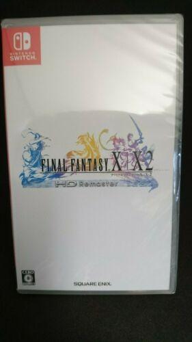 Nintnedo Switch FINAL FANTASY X / X-2 HD Remaster Japan Game Soft NEW