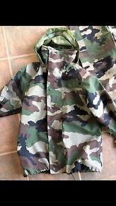 Military French Army Goretex