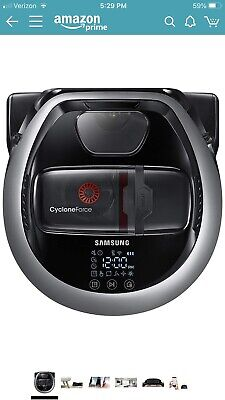 Samsung POWERbot R7070 Robotic Cleaner - Black Never Used. Sealed Box.