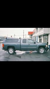 Wanted canopy for a 2007-2013 GMC Sierra or Chevy Silverado