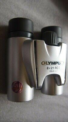 Olympus Fernglas 8x21 RC II WP Magenta