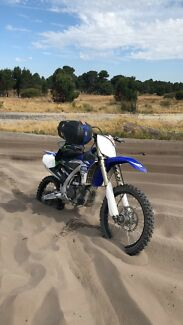 Yamaha yz250f Coogee Cockburn Area Preview