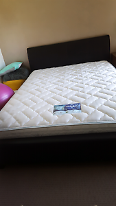 Queen size bed with matress. Capalaba West Brisbane South East Preview