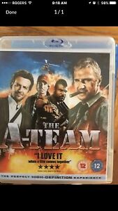 A-Team Blue Ray London Ontario image 1