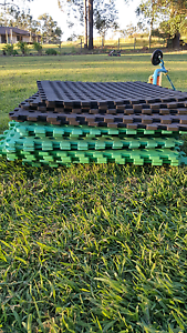 Camping Foam floor tiles mats Cedar Vale Logan Area Preview