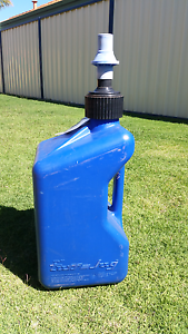 Tuff Jug - speed loading 20L fuel jerry for motorbikes Bertram Kwinana Area Preview
