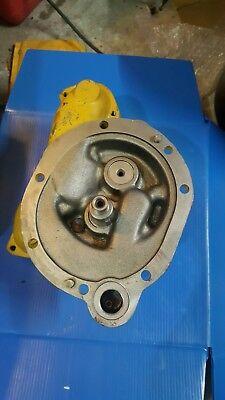 Reman Caterpillar Cat Replacement Hydraulic Pump 0r-8040. Scraper 637b - E.