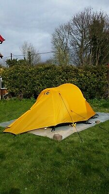 The North Face Westwind 2-Person 4-Season Mountaineering Tent Excellent