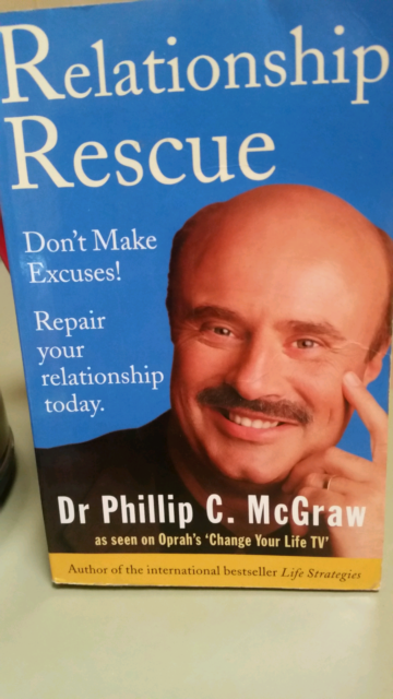 Dr Phil Relationship Rescue | Other Books | Gumtree Australia