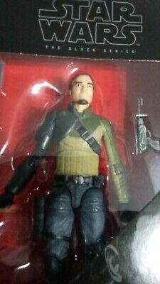 Star Wars Black Series 6 Inch Kanan Jarrus ( Rebels )