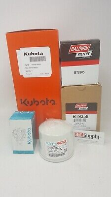 Kubota L Series HST Filter Kit L3240HST, L3540HST, L3940HST L4240HST, L4400HST,
