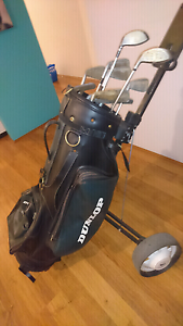 Golf bag and clubs Butler Wanneroo Area Preview