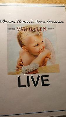 Dream Concert Series Presents  Van Halens 1984 Live  With David Lee Roth On Dvd