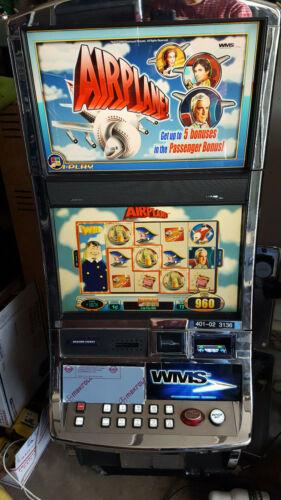 "Williams WMS BB2 Slot Machine ""Airplane"""
