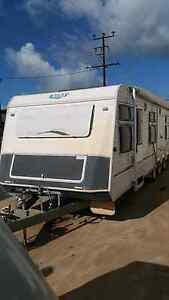 Caravan 29ft roma elegance Rosebery Palmerston Area Preview