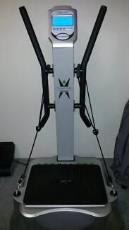 HyperVibe Vibration Machine - As New Mooroobool Cairns City Preview