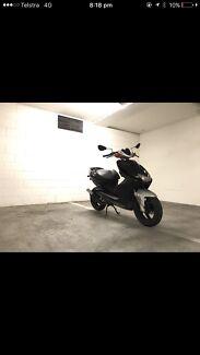2009 Yamaha Aerox